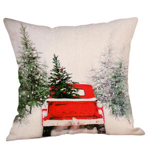 Christmas Pillow Cover - Free Gift $50 Purchase